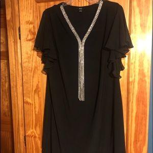 MSK Black Dress XL